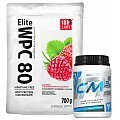 100% LABS Elite WPC 80 Instant + Natural Creatine