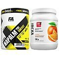 Fitness Authority Xtreme Napalm Pre-Contest + 100% LABS Econo BCAA