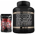 Scitec 100% Whey Protein Superb + Hot Blood 3.0