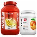 Activlab Mass Up + 100% LABS Econo BCAA