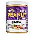 NutVit 100% Peanut Butter Crunchy