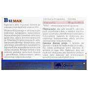 Olimp B12 Max 60tab. 3/3