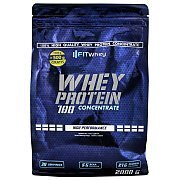 Fit Whey Whey Protein 100 Concentrate 2000g+900g [promocja] 2/3
