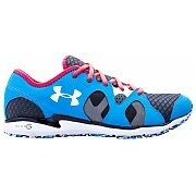 Under Armour Men's Micro G Neo Mantis Running Shoes 1247996-429 niebieski 3/3