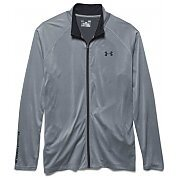 Under Armour Bluza Męska Tech FZ Track Jacket 1271954-035 jasnoszary 6/6