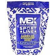 Mex Nutrition American Standard Whey + Gratisy! 4540g + 1000g [promocja] 2/2