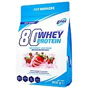 6Pak Nutrition 80 Whey Protein