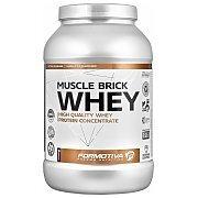 Formotiva Muscle Brick Whey + Vitamin D3+K2 1000g+60tab. [promocja] 2/3