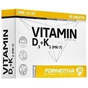 Formotiva Muscle Brick Whey + Vitamin D3+K2 1000g+60tab. [promocja] 3/3