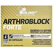 Olimp Arthroblock Forte Sport Edition 60kaps. [promocja] 2/3