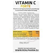 Real Pharm Vitamin C Forte 90tab. 3/3