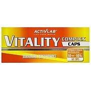 Activlab Vitality Complex 60kaps. 2/3