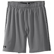 Under Armour Spodenki Męskie Heatgear® Mirage Short 8'' 1240128-040 jasnoszary 5/5