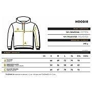 Trec Wear Bluza Hoodie 056 Modern Camo 4/4