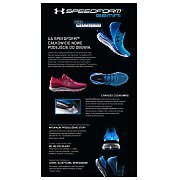 Under Armour Buty Damskie Charged Stunner Training 1266379-531 roz.38,5 fioletowy 7/8