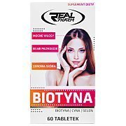 Real Pharm Biotyna 60tab. 2/3