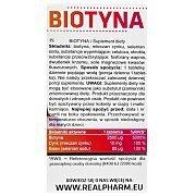 Real Pharm Biotyna 60tab. 3/3