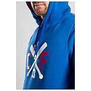 Trec Wear Bluza Hoodie 004 Cross - Blue 2/3