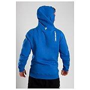 Trec Wear Bluza Hoodie 004 Cross - Blue 3/3