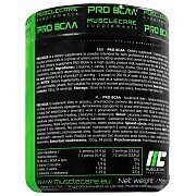 Muscle Care Pro BCAA 350g 2/2