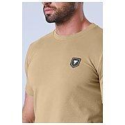 Trec Wear T-Shirt 059 Crest Beige 2/5
