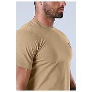 Trec Wear T-Shirt 059 Crest Beige 3/5