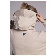 Trec Wear Bluza Hoodie TrecGirl Oversize 001 Beige 2/4