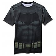 Under Armour Rashguard Męski Batman Suit SS 1273690-040 ciemnoszary 6/6