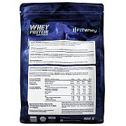 Fit Whey Whey Protein Concentrate 900g 2/2