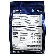 Fit Whey Whey Protein Concentrate 2000g 2/2