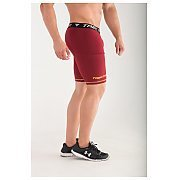 Trec Wear Pro Short Pants 005 Maroon 2/5