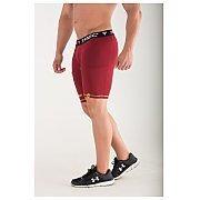 Trec Wear Pro Short Pants 005 Maroon 4/5