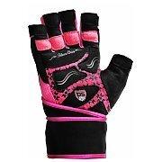 Power System Rękawiczki Treningowe Fitness Chica (PS-2720) różowe 2/3