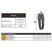 Trec Wear Pants Jogger TrecGirl 003 Stripe Black 4/4