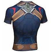 Under Armour Rashguard Męski Alter Ego CA Compression Shirt 1268262-410 granatowy 2/6
