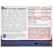 Olimp B12 Forte bio-complex 30kaps. 3/3