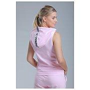 Trec Wear Boxer Hoodie TrecGirl 02 Stripe Pink 3/4