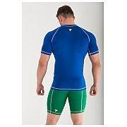 Trec Wear Rash 013 Blue 3/4