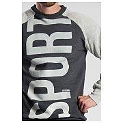 Trec Wear SweatShirt Sport 014 Graphite 3/4