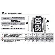 Trec Wear SweatShirt Sport 014 Graphite 4/4