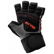 Power System Rękawice Treningowe Fit Pro X2 Pro czarno-czerwone 2/2