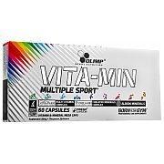 Olimp Vita-Min Multiple Sport + Tri-Mag B6 Magnez 120kaps+60tab. 2/3