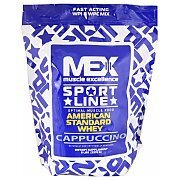 Mex Nutrition American Standard Whey + Shaker 2270g + 700ml GRATIS! 3/3