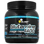 Olimp Glutamine 1400 Mega Caps 300kaps. 2/2