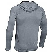 Under Armour Bluza Męska Tech Popover Henley 1274511-035 szary 2/6
