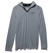 Under Armour Bluza Męska Tech Popover Henley 1274511-035 szary 6/6