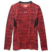 Under Armour Rashguard Męski HG CoolSwitch Comp LS 1275057-984 czerwony 6/6