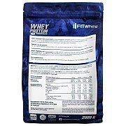Fit Whey Whey Protein 100 Concentrate 2000g 2/2
