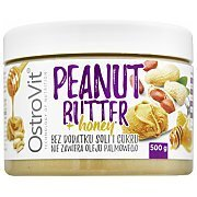 OstroVit WPC 80eu. Standard + Peanut Butter Honey 900g+500g [promocja] 3/3