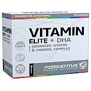 Formotiva Muscle Brick Isolate + Vitamin Elite+DHA 1000g+90kaps GRATIS! 3/3
